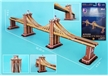 Brooklyn Bridge 3D Puzzle 64 Pieces