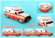 FDNY Motorized Ambulance with Lights and Sound