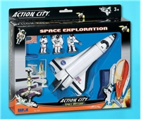 Space Shuttle 7- Piece Playset with Kennedy