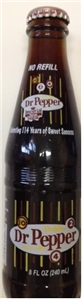 Dublin Dr Pepper 114 Year Anniversary Bottle