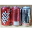 Original Dublin Dr Pepper Cans - 6 Pack 12 oz