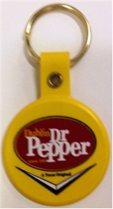 Dublin Dr Pepper Key Chain