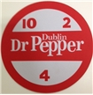Dublin Dr Pepper Mouse Pad