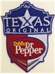 Dublin Dr Pepper Texas Original Patch