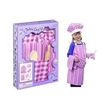 Deluxe Chef Set - Pink