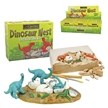 Dinosaur Nest Excavation Kit - Triceratops