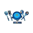 Diddy Doo Dahs 6 piece Music Set- Fish