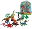 Dinosaurs Explorer Backpack Playset