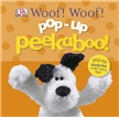 Pop-up Peekaboo: Woof! Woof! Book