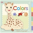 Sophie la girafe: Colors Book