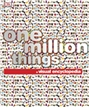 One Million Things - Book, kids books, books for kids, photography book
