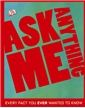 Ask Me Anything, trivia books for kids, kids q&a book, kids q and a book
