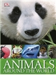 Animals Around the World, animal books for kids, animal info book