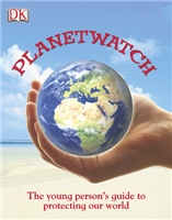 Planetwatch, ecology books for kids, environment books, kids books