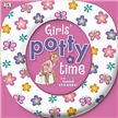 Girls' Potty Time Book, kids potty training book, all about potty training