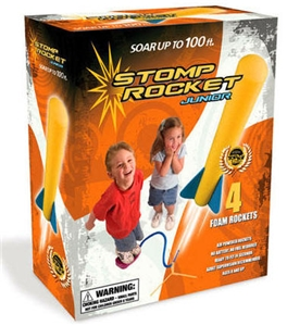 Junior Glow-In-The-Dark Stomp Rocket