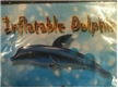 Surprise Inventory: Inflatable Dolphin, pool toy, water toy, ride on water toy, dolphin toy