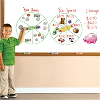 Money SpinZone® Magnetic Whiteboard Games