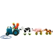 Bright Basics Tractor Pull- Toddler Toy