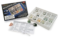 Metamorphic Rock Collection Science Kit