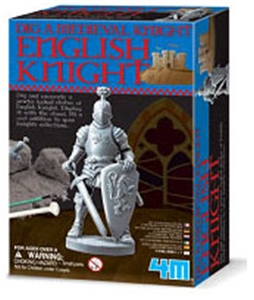 Medieval Knight Excavation Kit- English Knight