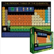 The Periodic Table Jigsaw Puzzle 1000 Pieces, periodic table jigsaw puzzle, periodic table puzzle, j