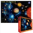 The Planets Jigsaw Puzzle 1000 Pieces, planets puzzle, planets jigsaw puzzle, jigsaw puzzle, kids pu