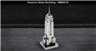 Metal Marvel - Empire State Building - assembled