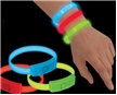 Flashbanz Light Up Bracelet - Blue