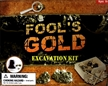Fools Gold Excavation Kit