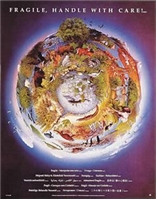 Fragile Earth Poster
