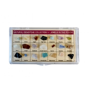 Natural Gemstone collection- Jewels in the Rough