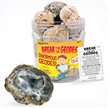 "Break-Your-Own-Geode - Ginormous Geode Trancas 3""-4"""