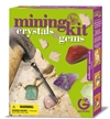 Mining Kit - Crystals & Gems