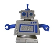 Zibit Robot-Gunk, Mini Collectable Robots come to life with R/C!! Race your Zibit forward and turn a
