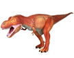 GeoWorld Large Articulated Orange T-Rex Toy