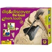 GeoWorld Dig and Discover - Shark Tooth