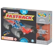 fastback building kit, kids building car kit, childrens' building car kit, zoob kits, zoob kit, Zoob