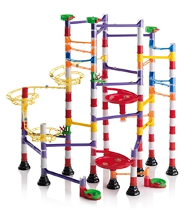 Quercetti Super Marble Run Maxi Vortis 213 Piece Set