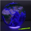 Earth: The Blue Marble Light-Up Inflatable Globe