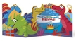 Tri-Fold Dinosaur Birthday Card