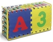 "12"" Alphabet and Number Puzzle Mat"