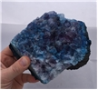 Large Colored Enhanced Blue Amethyst