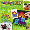 Pattern Play by Learning Advantage, kids patterning skills, colorful mosaic pictures, game