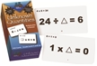 Unknown Quantities Multiplication and Division Flash Cards