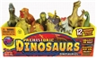 Prehistoric Dinosaurs - Set of 15