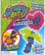Crunch Art Heart & Palm Tree Activity set