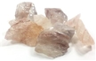 Madagascar Rough Fire Quartz Rock Bulk Pack 30 count