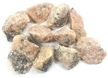 Madagascar Raw Natural Orange Calcite Bulk Pack (30 Count)