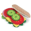 Felt Food Sandwich Set Melissa & Doug